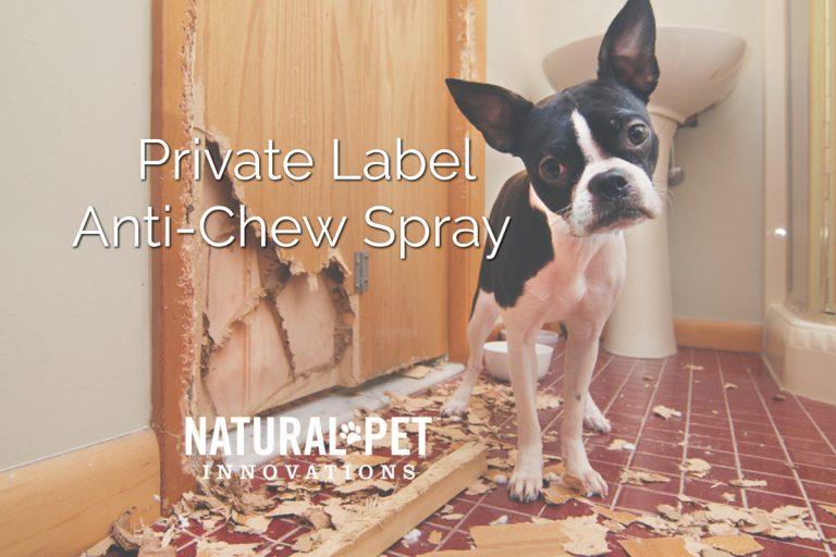 Private Label Anti-Chew Spray
