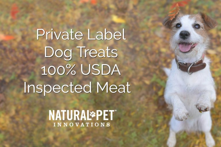 Private Label Dog Treats – 100% USDA Inspected Meat