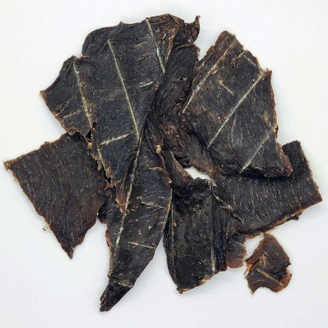 Private Label Dehydrated Beef Heart Dog Treats