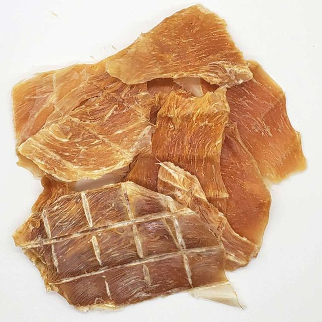 Private Label Dehydrated Chicken Breasts Dog Treats