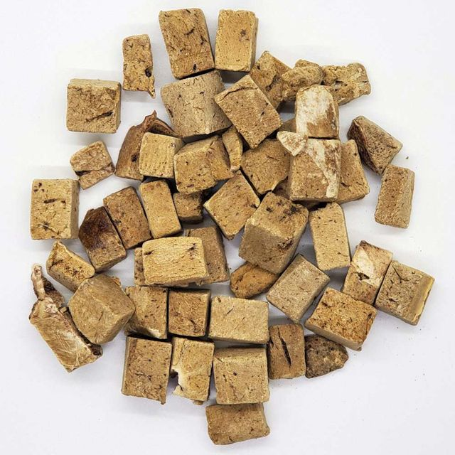 Private Label Freeze Dried Beef Liver Dog Treats